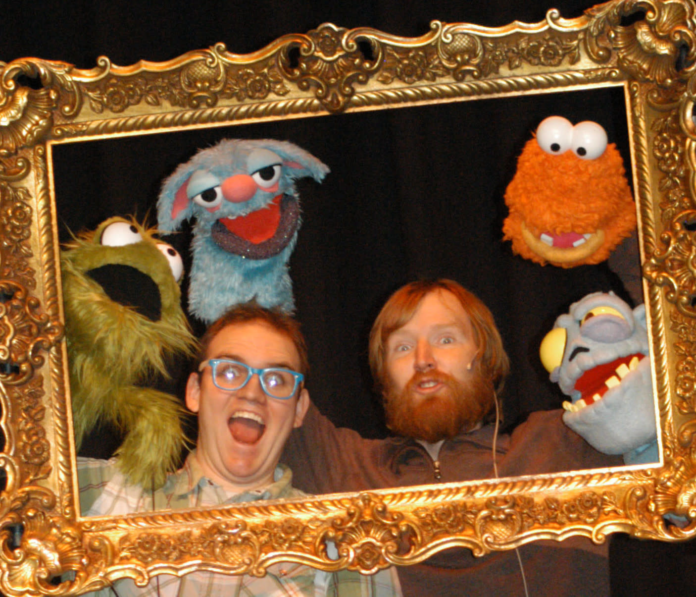 Puppet Show at SCERA