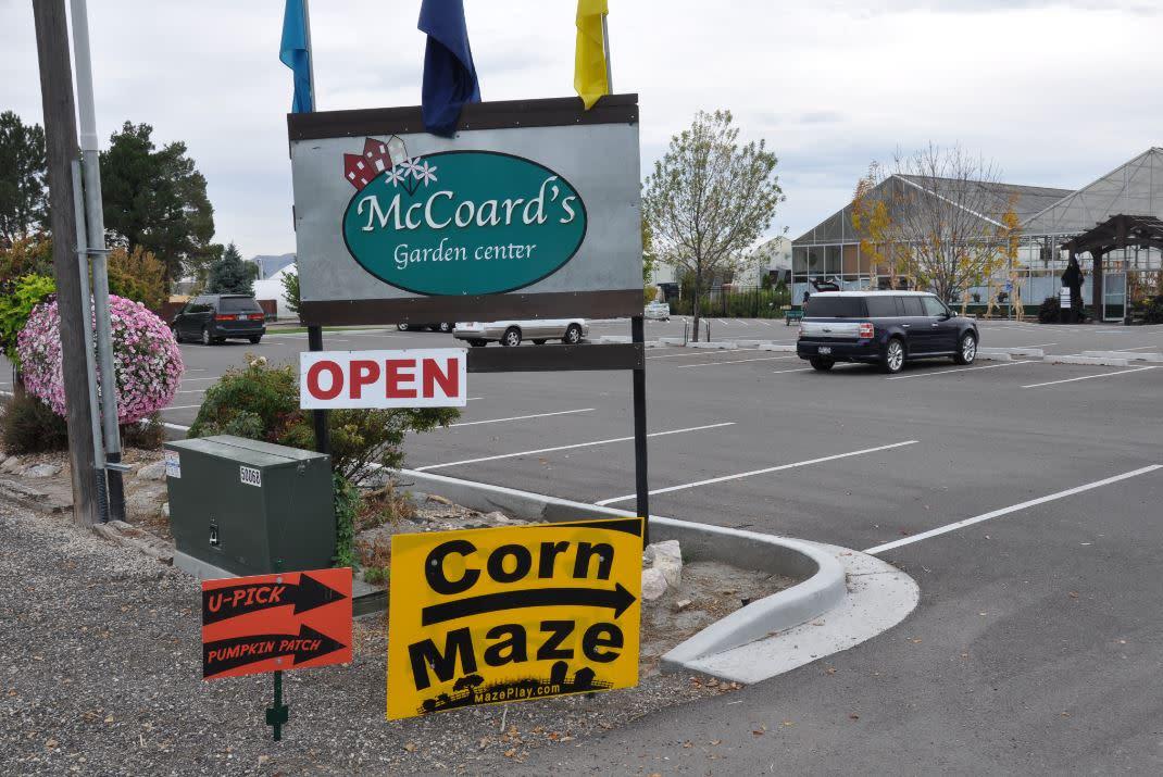 McCoard's Entrance