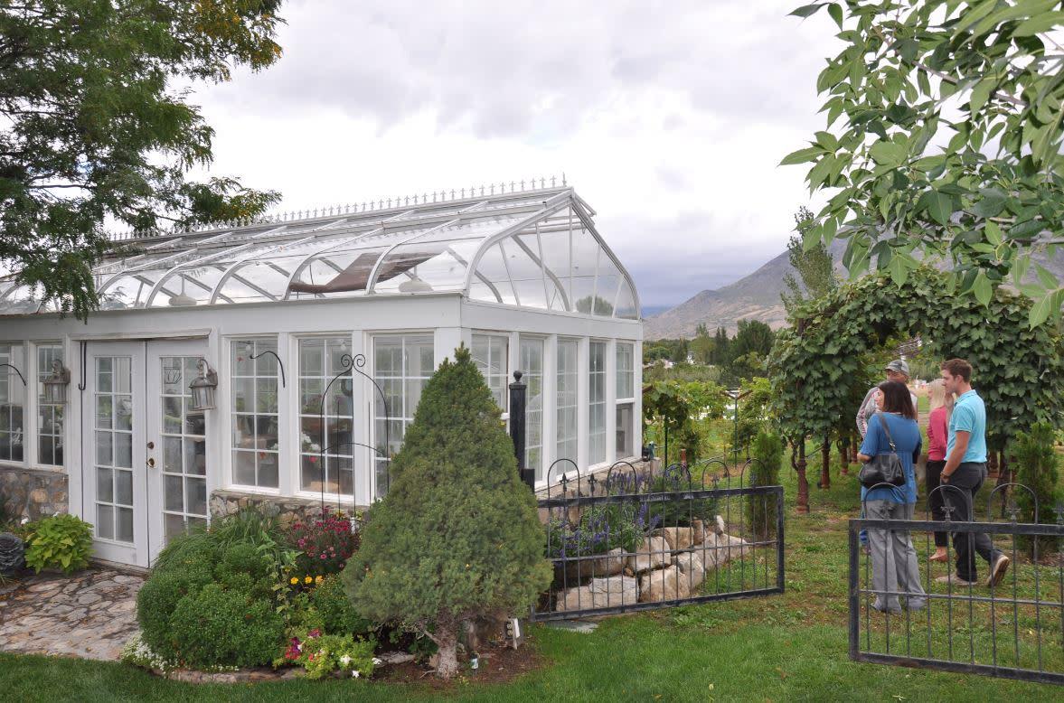 Wadley Farms Greenhouse