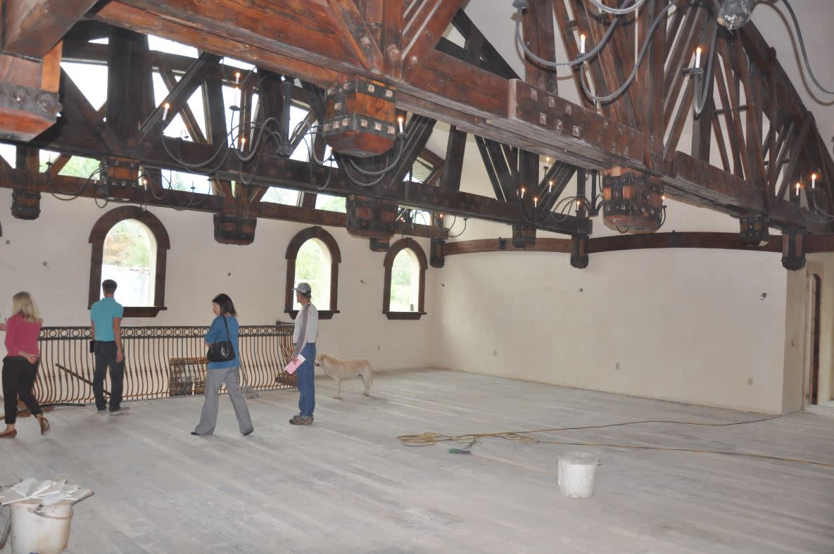 Wadley Farms Castle-Upper Room