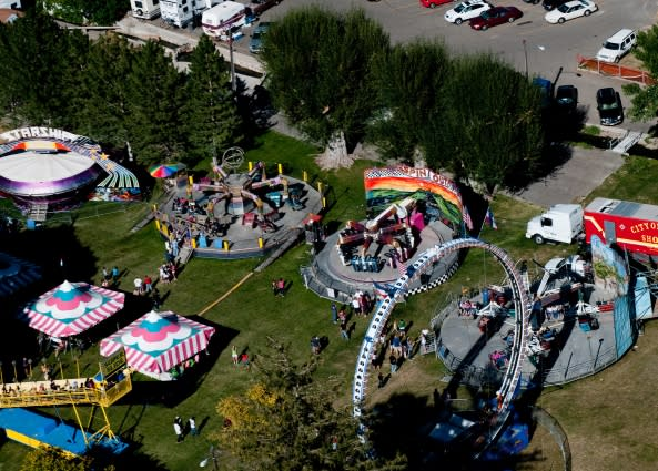 Payson Onion Days Carnival