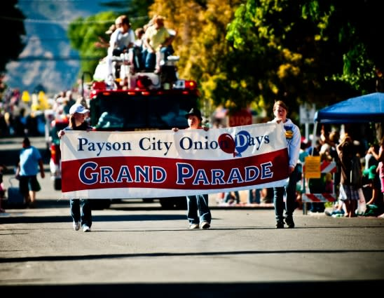 Payson Onion Days Parade