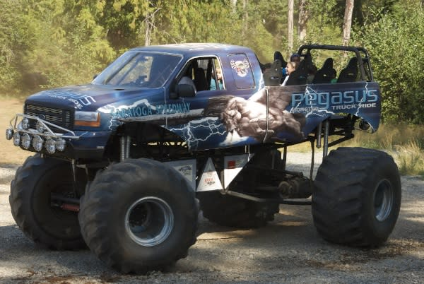 Ride a Monster Truck!
