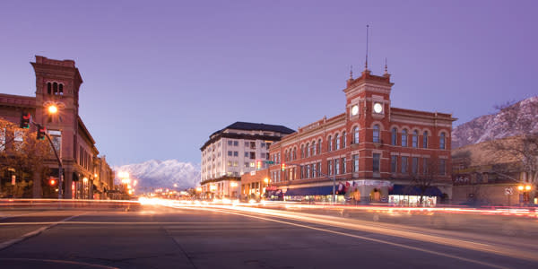 Downtown Provo