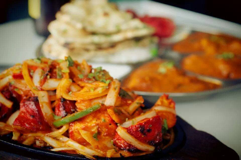 Enjoy authentic Indian cuisine