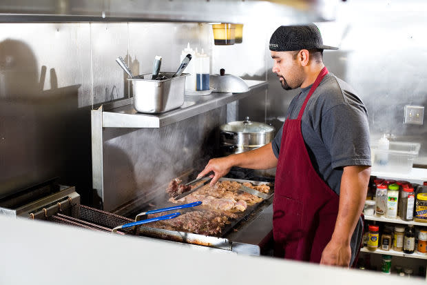 Ohana cooking