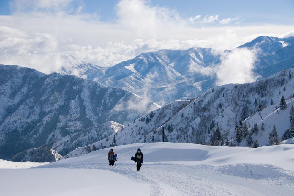 Sundance Skiing