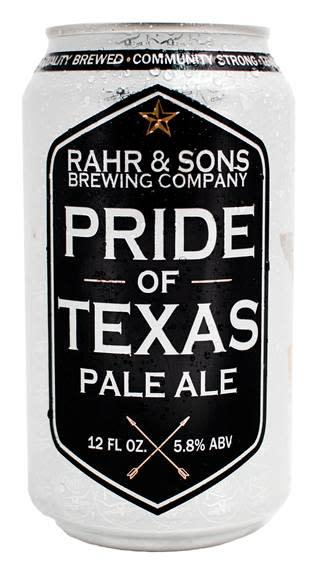 Rahr Pride of Texas