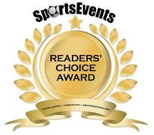 SportsEvents Readers' Choice Award