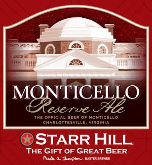 Monticello Ale