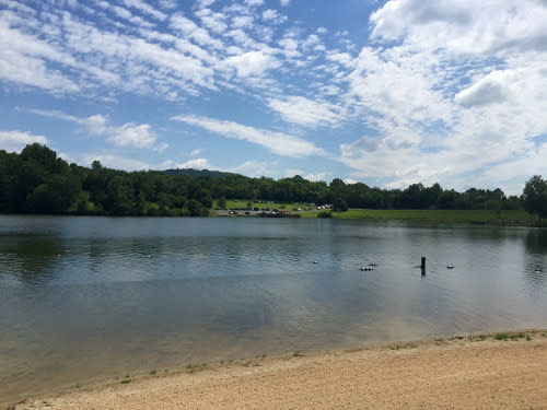 Chris Greene Lake, Photo by Kasey Hott