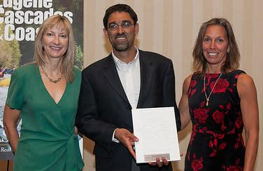 University of Oregon Sustainability Award