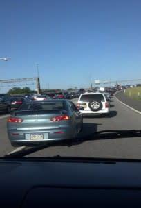 Atlantic City Traffic