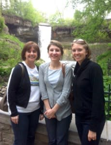 Neighborhoods USA - Minnehaha Falls
