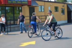 Eugene Electric Bicycle2