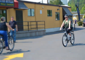 Eugene Electric Bicycle