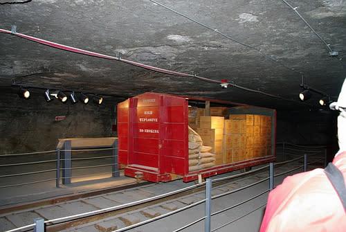 Underground Salt Mine