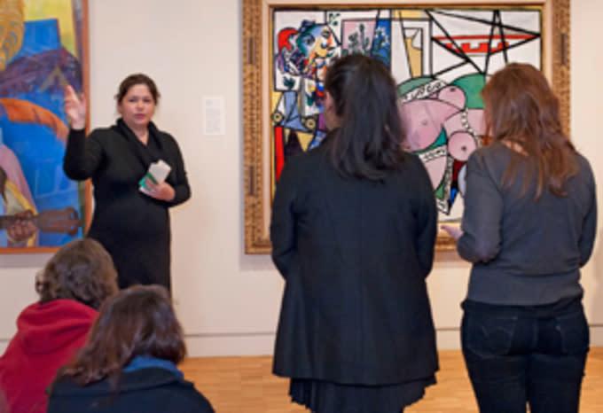 IU Art Museum Picasso