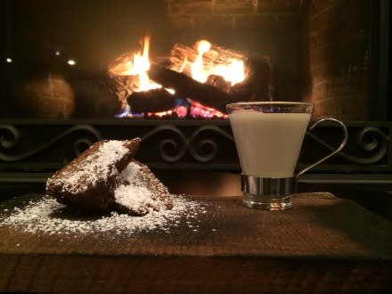 Loudoun Eggnog at Market Table Bistro