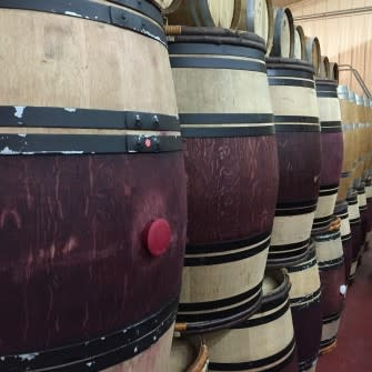Bluemont Wine Barrels