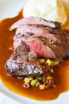 Maggies Steak