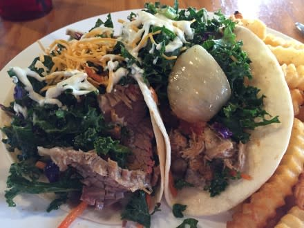 BBQ Street Tacos from Yummy Pig.