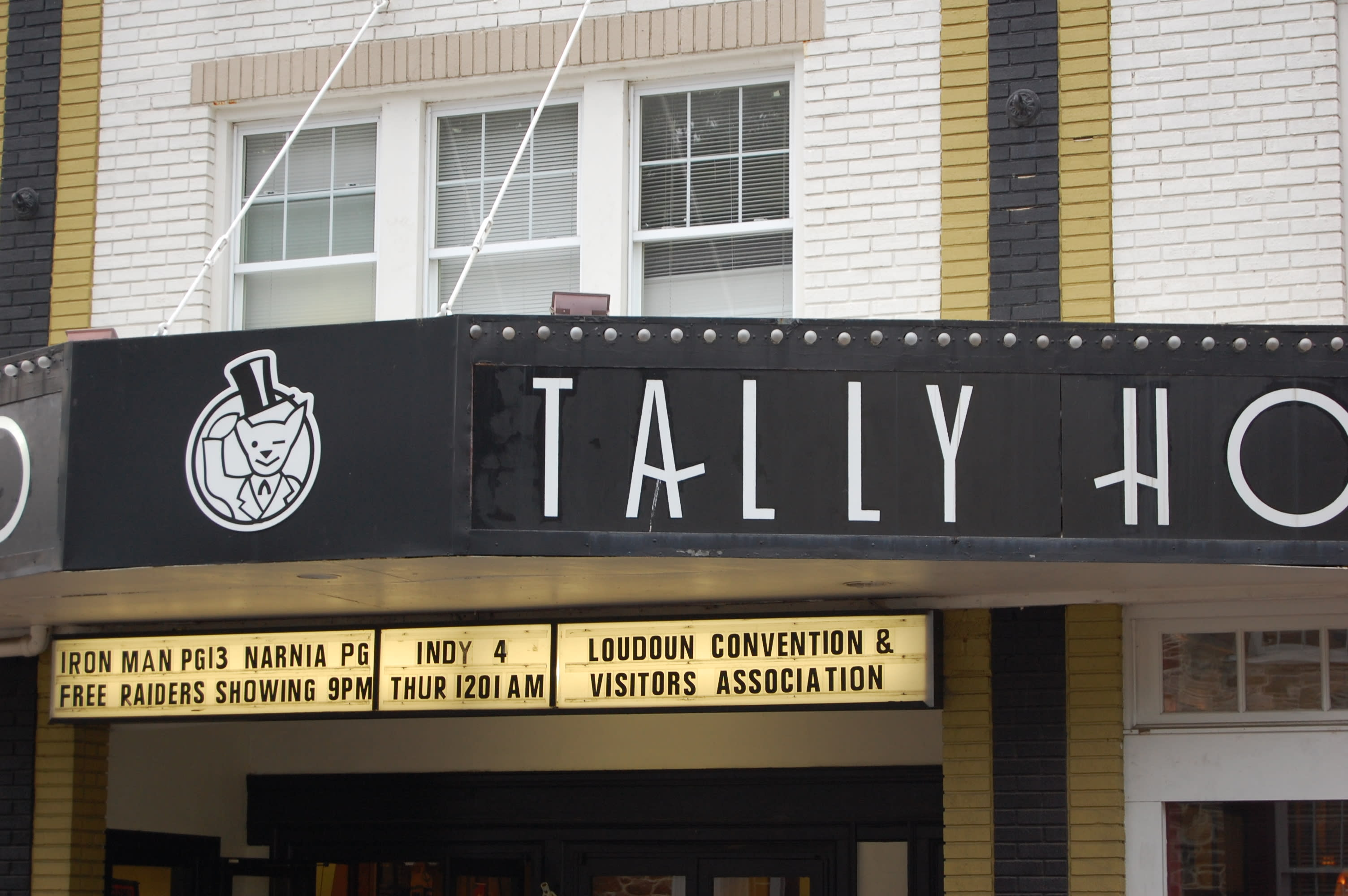Tally Ho Theatre