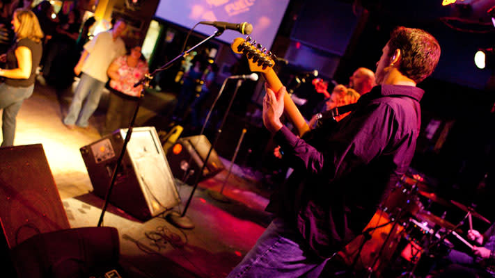 The Ardmore Music Hall rocks on Saturday and Sunday with two great performances.