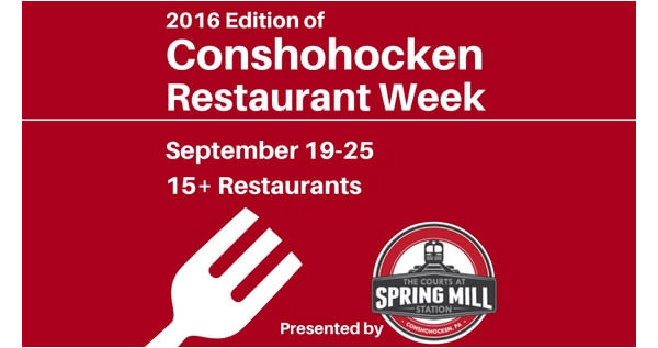 The Weekend wasn't enough - conshy offers a full week of delicious meals and deals