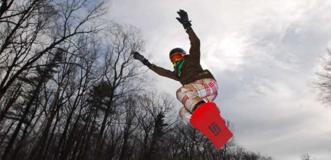 Hit the slopes at Spring Mountain all weekend long.
