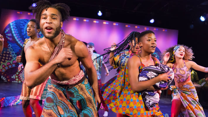 Black Nativity runs through Sunday at Norristown's Theatre Horizon.