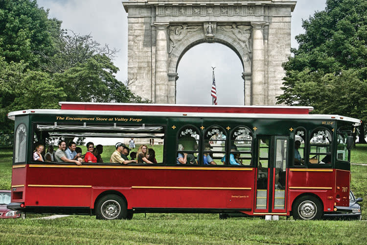 Don't Miss Out on the last trolley tours of the season!