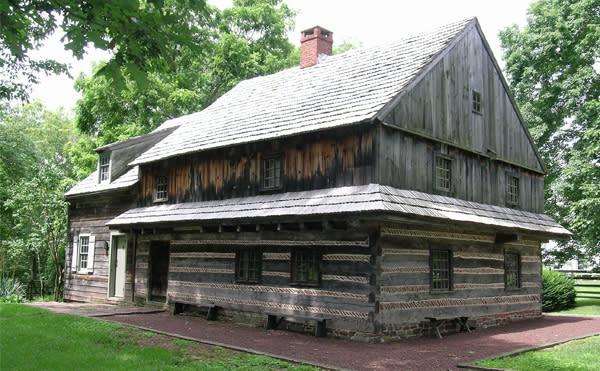 The Morgan Log House