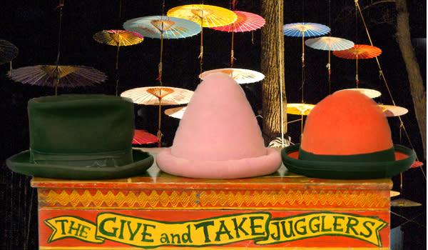 The Give & Take Jugglers