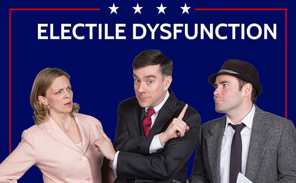 prepare yourself for election day with Act II playhouse