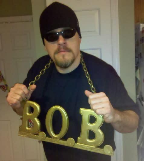 Bob Shoudt is Notorious B.O.B.