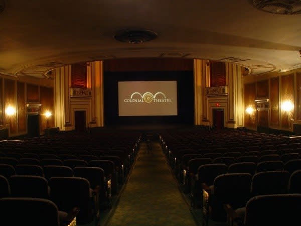 The Colonial Theatre brings a classic back to the big screen on Wunday.