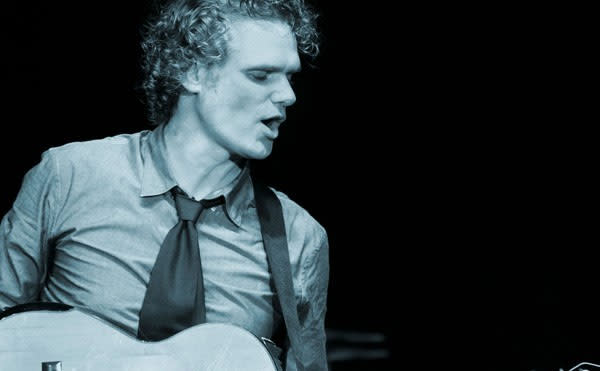 Jesse Cook performs at the Keswick Theatre this Friday night.