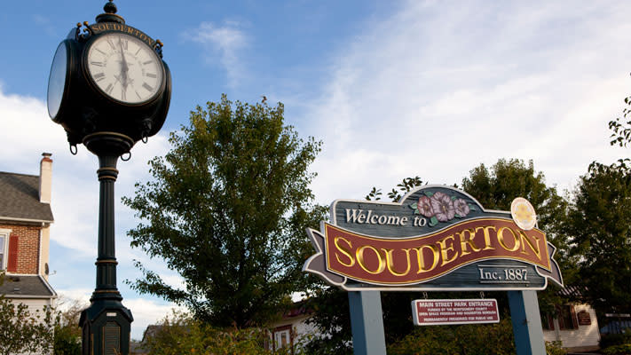 Be part of something bigger at Souderton Borough Park