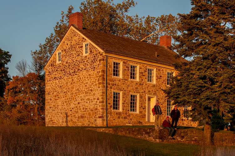 Varnum's Quarters at Valley Forge National Historical Park