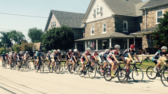 The second annual Ambler Bike Race takes to the streets this Saturday.