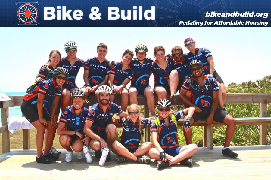 Bike & Build