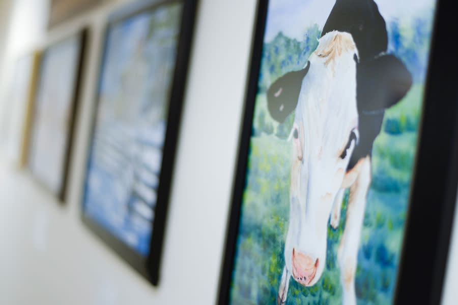 The Courting Art exhibit opens May 8 at Montgomery County Community College