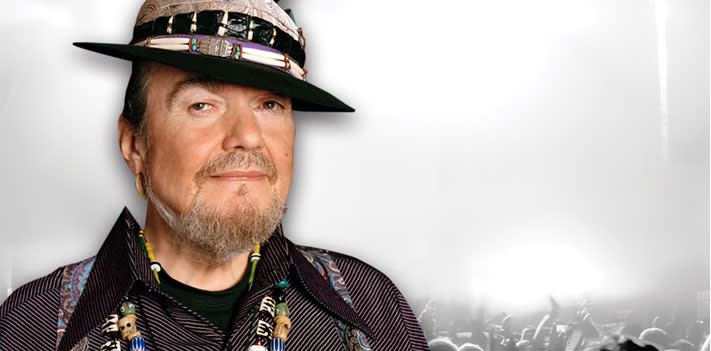 Dr. John will be live at the Valley Forge Casino on June 3.