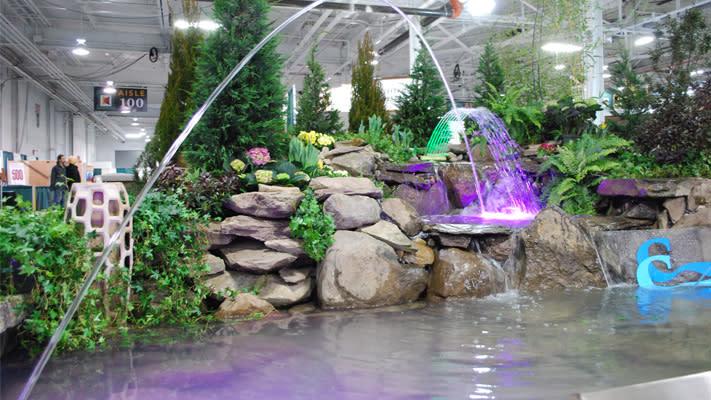 The Philly Home + Garden Show runs Friday through Sunday at the Greater Philadelphia Expo Center.