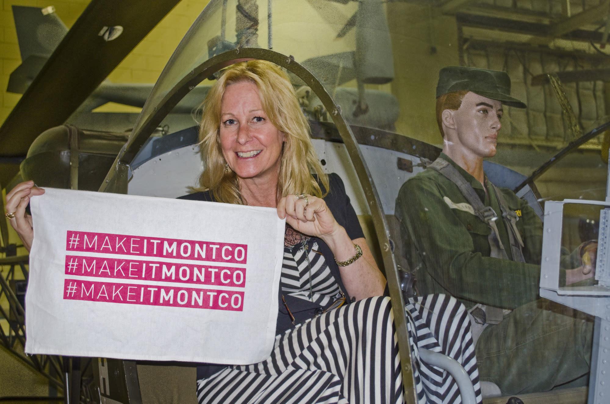 Sherron Trio, Director of Administration, Makes it Montco