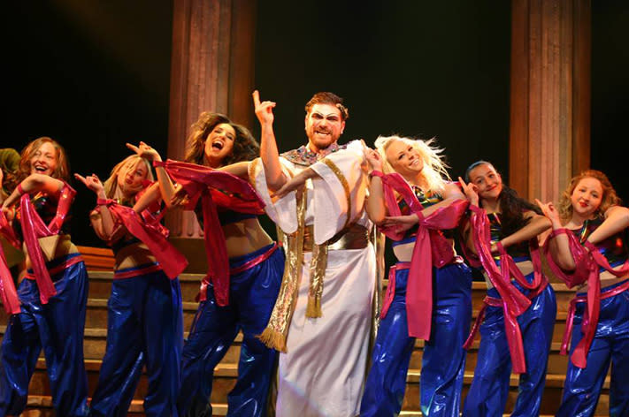 Under the direction of Newton Gilchrist, Judas becomes the central figure of this rock-opera.