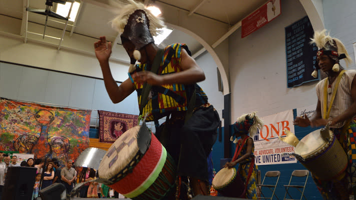 The Lansdale International Spring Festival celebrates cultures from around the globe.