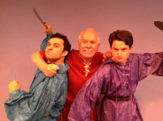 """Playcrafters of Skippack present the Shakespearean classic, """"A Midsummer Night's Dream."""""""
