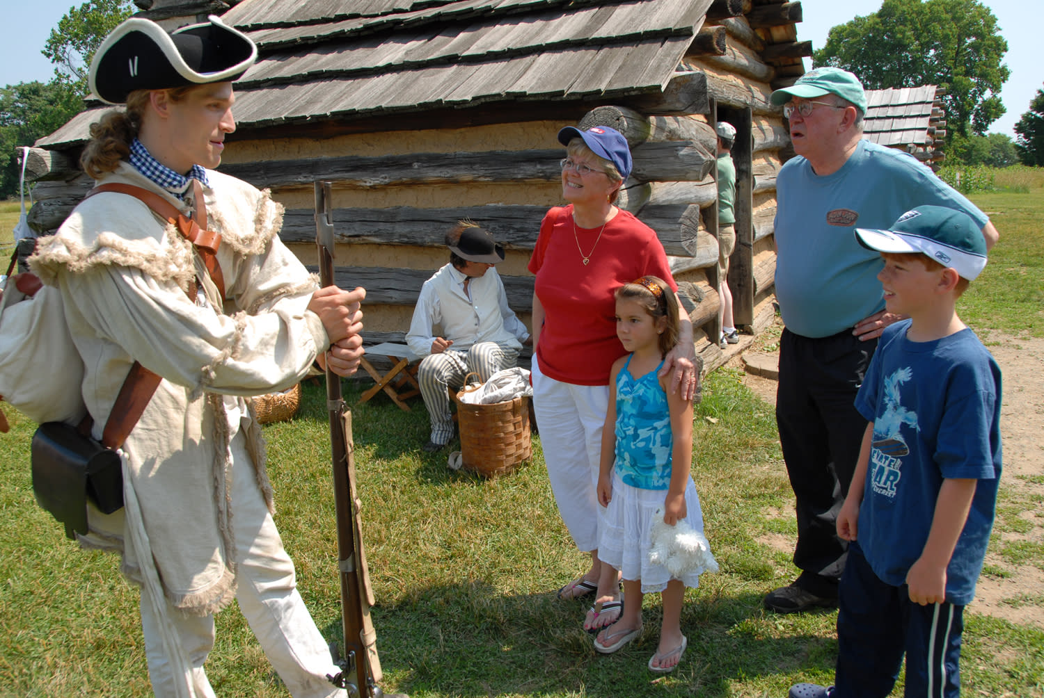Muhlenberg Days at Valley Forge National Historical Park